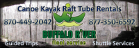 Buffalo River Float Service in Yellville, Arkansas