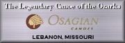 Osagian Canoes - The Legendary Canoe of the Ozarks