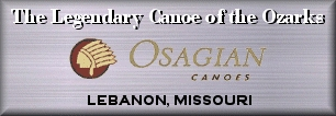 Osagian - The Legendary Canoe of the Ozarks