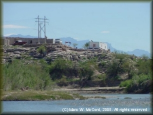 Boquillas del Carmen across the river from Rio Grande Village