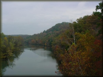 Season of change on the Little Niangua River