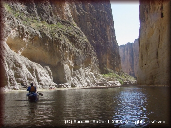 What an incredible place to paddle a canoe!