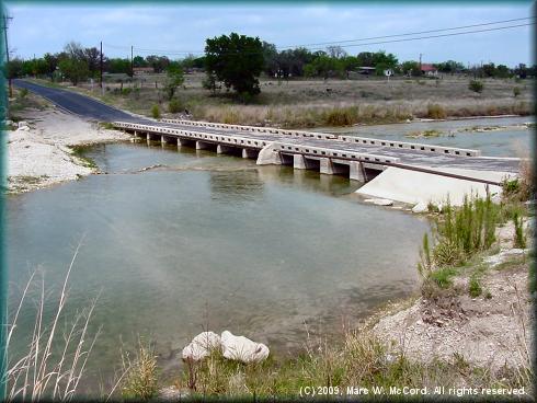 South Llano River, Texas
