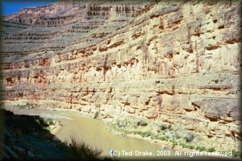 The Canyons of the San Juan River